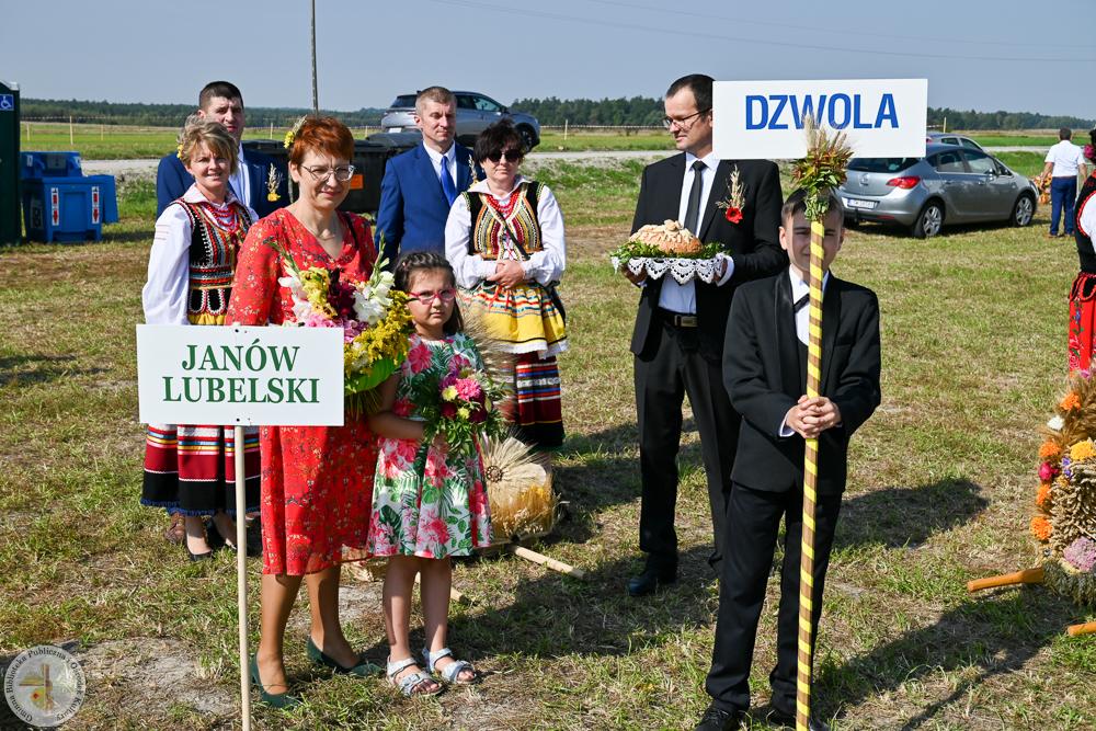 Dożynki Wojewódzkie – Lubycza Królewska 2021